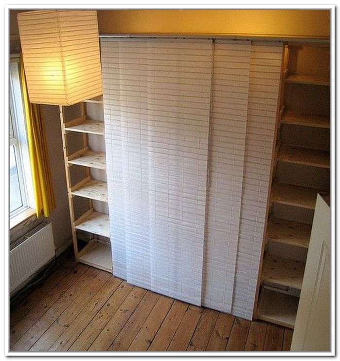 Ikea Curtain Panels Closet