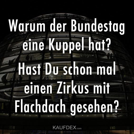 Photo of Why does the Bundestag have a dome? | Kaufdex – Funny sayings