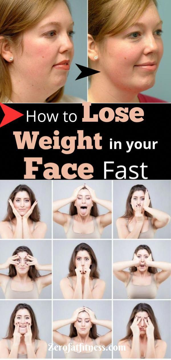 How to Lose Weight in Your Face Fast in 2 Weeks - Facial Exercises + Home Remedies. Losing weight is...