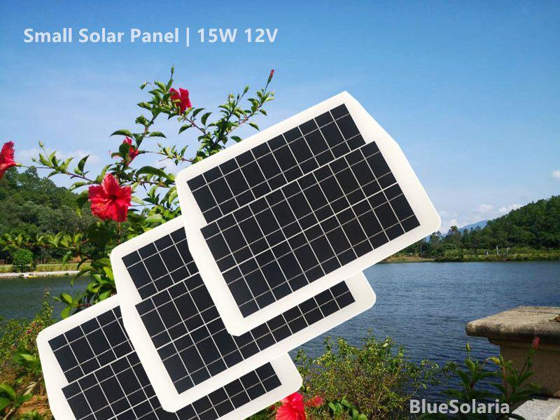 Small Solar Panel 15w 12v In 2020 Small Solar Panels Solar Panels Solar