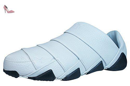 Puma Satori Cuir Chaussure Homme - Gris-Grey-38: Amazon.fr: Chaussures et  Sacs