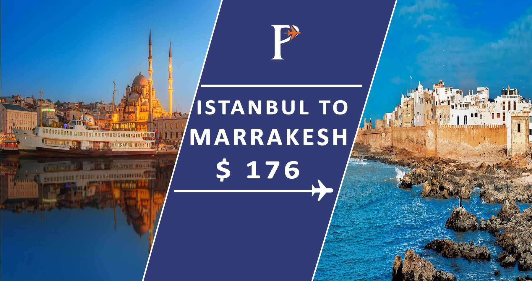 Flights from Istanbul, Turkey (all airports) to