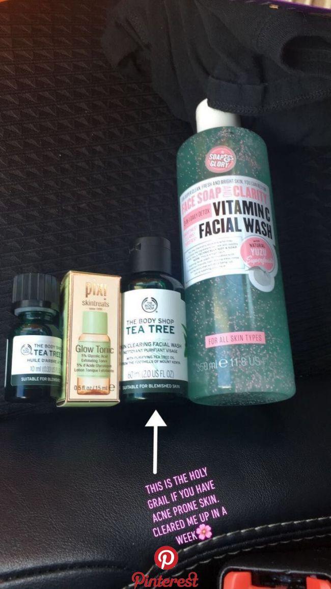 Skin Care Skin Care Body Shop Tea Tree Skin Care Solutions Skin Care Essentials