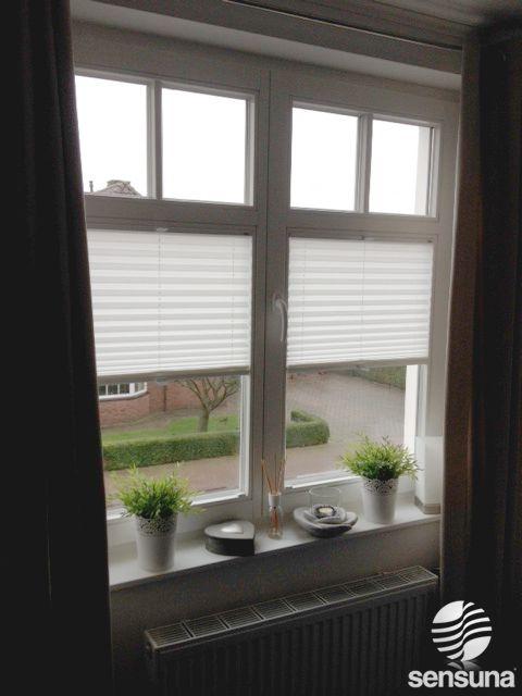 Wie Ware Es Mit Einem Neuen Modernen Sichtschutz Am Fenster