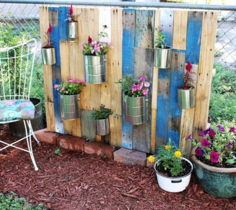 Admirable Small Garden Ideas And Designs Vertical Garden Diy Vertical Garden Design Vertical Pallet Garden