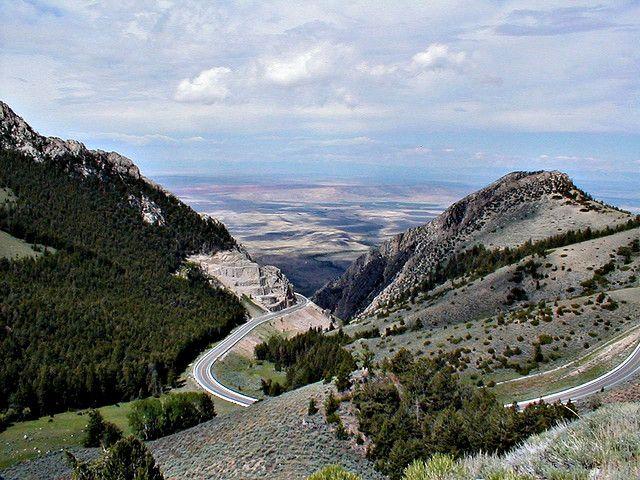 Bighorn Mountains Wyoming Usa Wyoming Vacation Scenery Wyoming