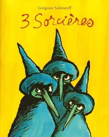MS, GS - les 3 sorcières