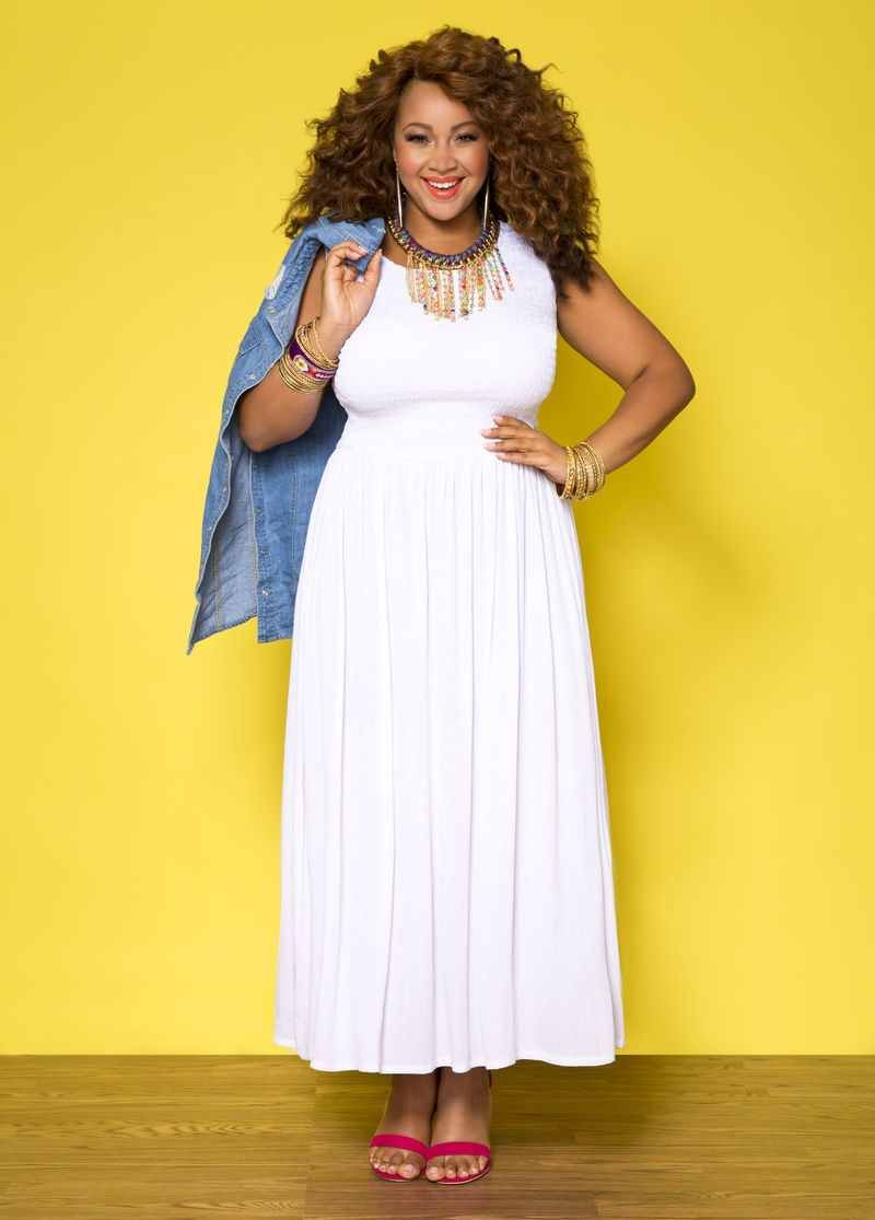 3dd73735257 Pin by Naimah Terry on Naimah Terry Plus Size Model