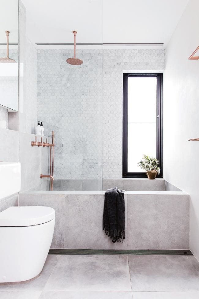 5 bathrooms to inspire your own dream space flat fillers rh pinterest com au