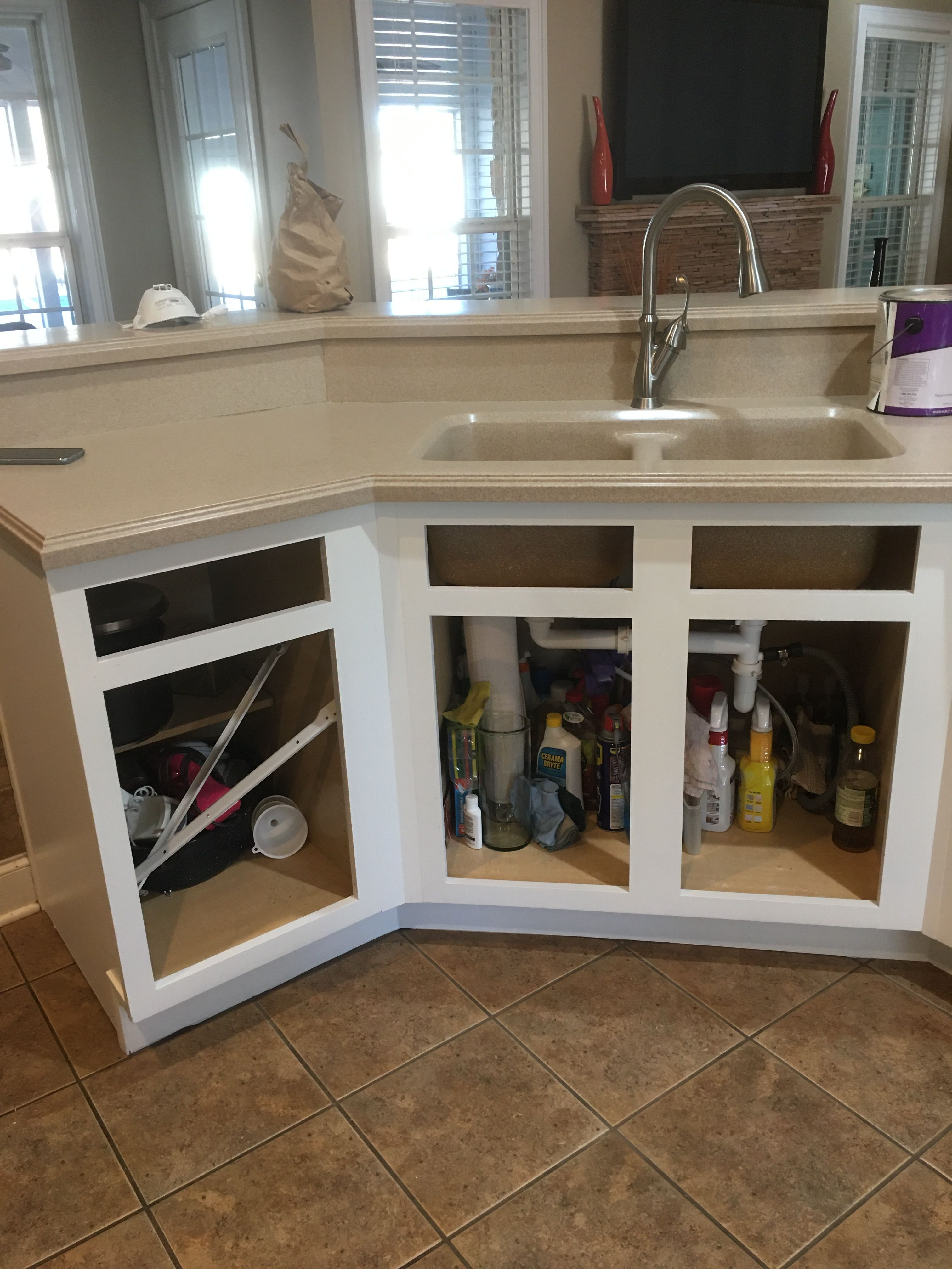 Give Your Old Cabinets A Makeover And Change The Entire Look Of Your Kitchen With Just A Fr In 2020 Refinishing Cabinets Old Kitchen Cabinets Painting Kitchen Cabinets
