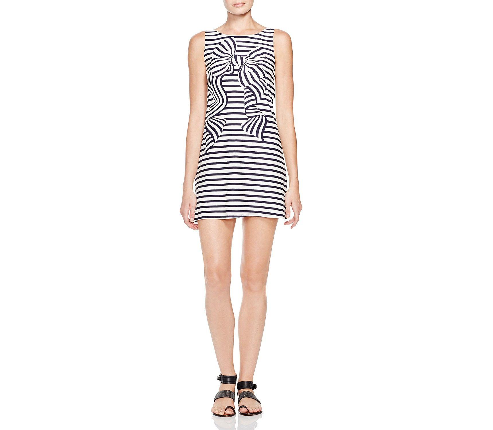 kate spade new york Nahant Shore Tank Dress Swim Cover Up | Bloomingdale's