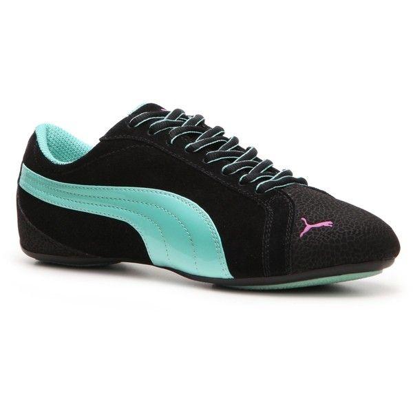 906af71e5f8 Puma Women s Janine Dance Sneaker - Black Teal Pink on Polyvore