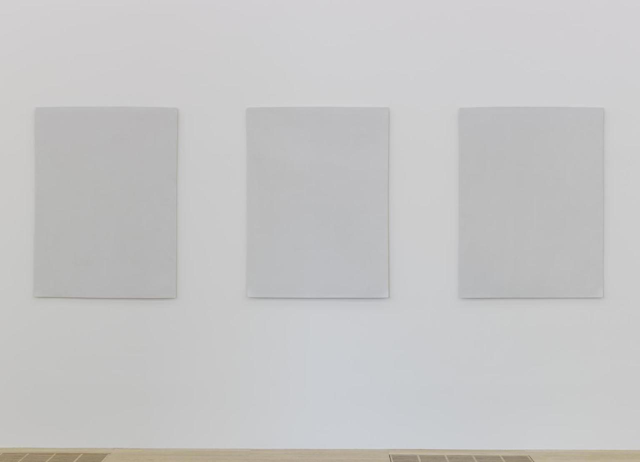 Liu Jianhua Blank Paper (2012)  (via Tate)