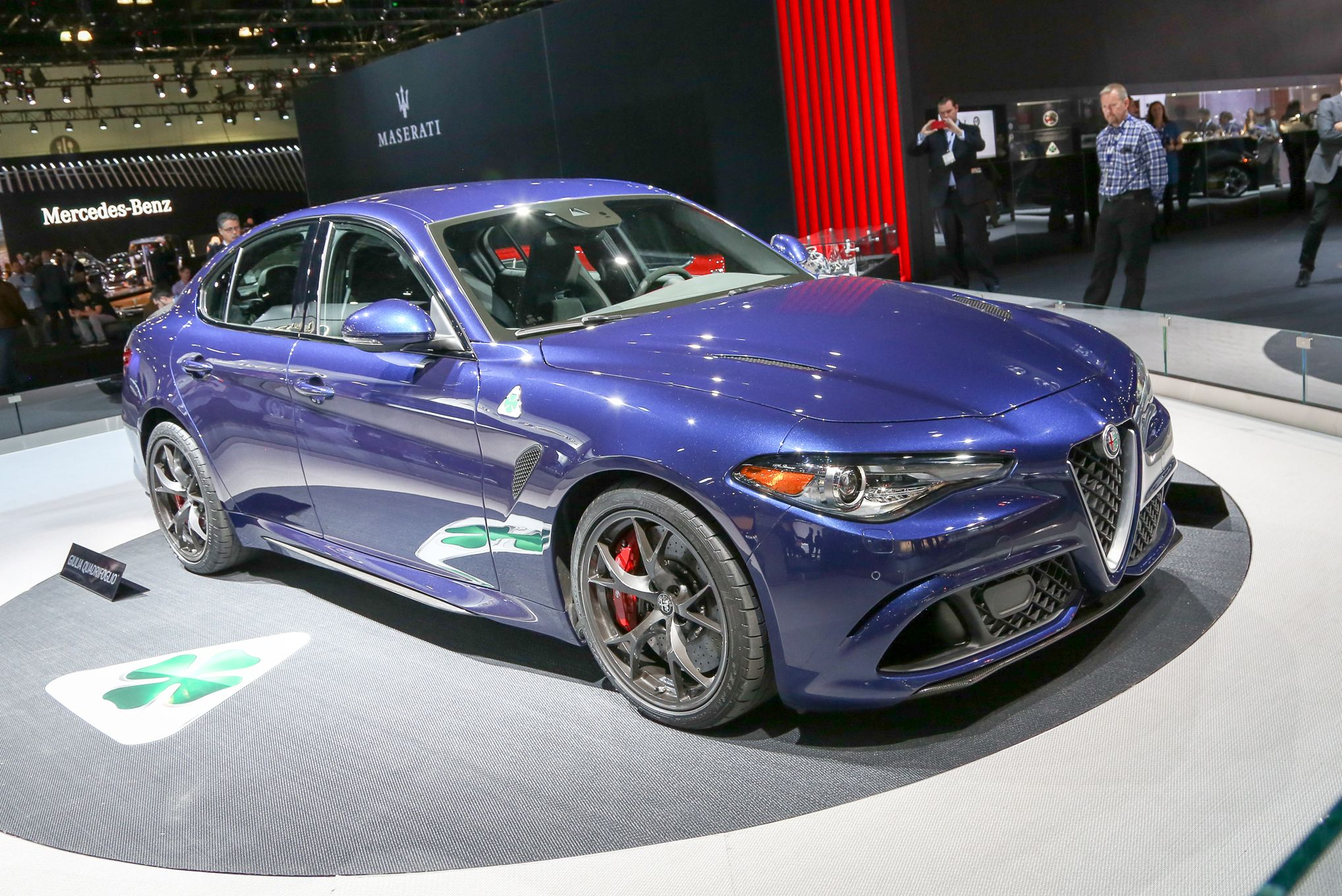 The Alfa Romeo Giulia Is An Italian Sensation That Reminds Us Driving Can Indeed Be Joyous Read About 2018 Car Of Year Right Here