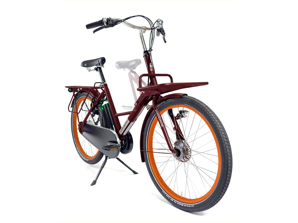 Workcycles Fr8 V8 Special Edition Electric Bicycle Heavy Duty