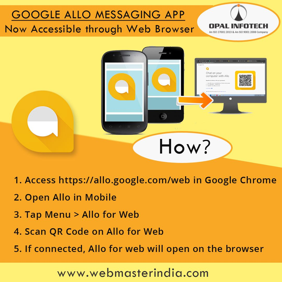 Allo, the WhatsApp/Telegram type messaging app from