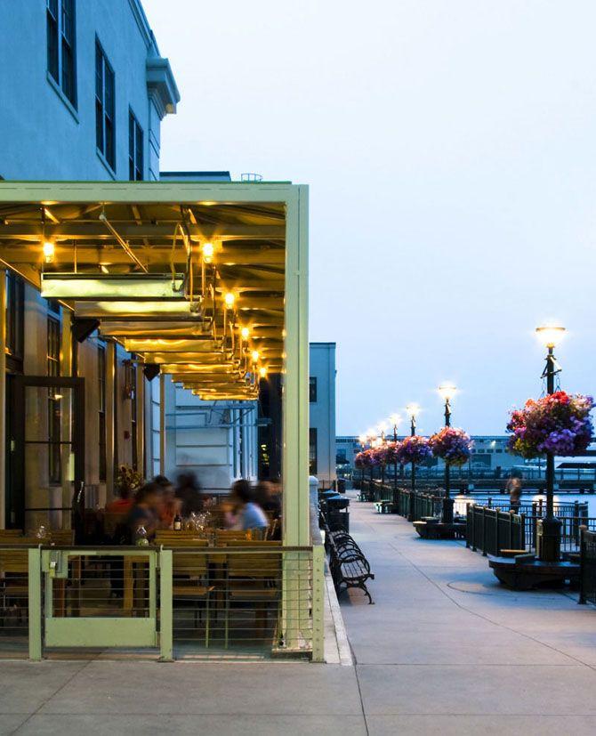modern-cafe-restaurant-exterior-architectural   Cafés   Pinterest ...