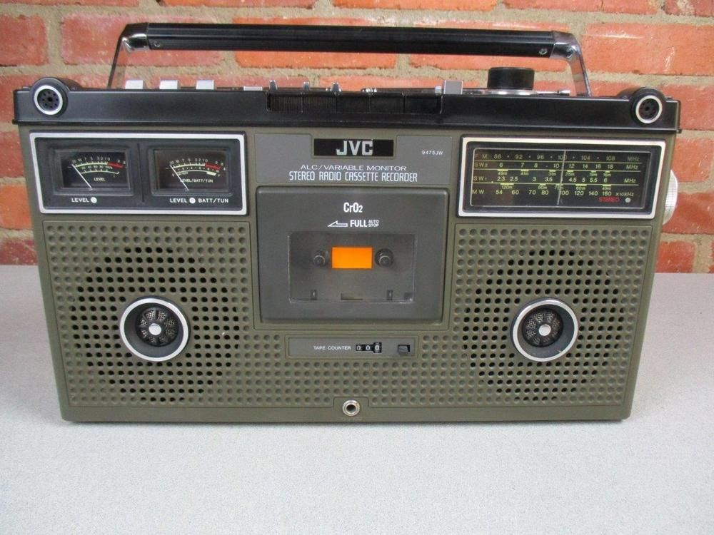 Pin by Retrodave 12 on Vintage Stereos   Boombox, Cleaning