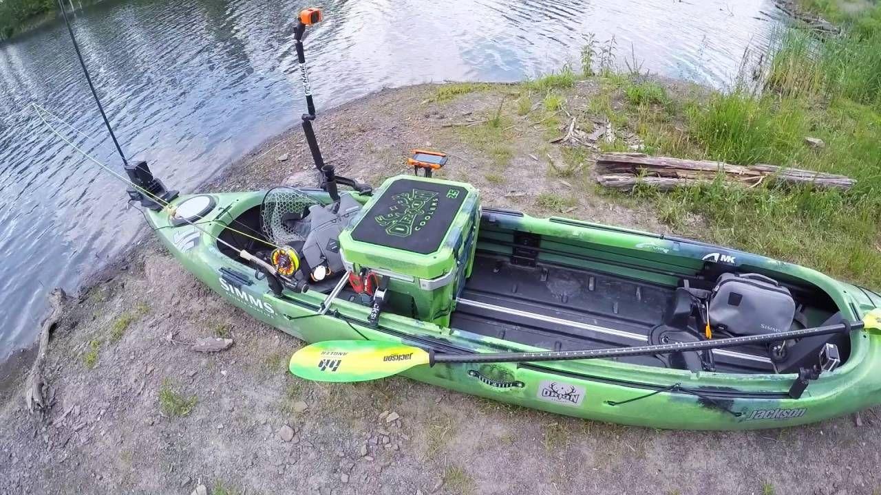 Tidbits Bass Birdin How I Setup My Fly Fishing Kayak Kayak Fishing Kayaking Fly Fishing