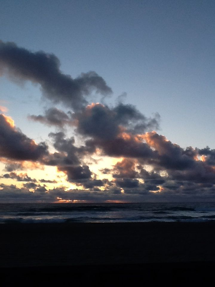 Sunset blues Sunset, Ipad wallpaper, Photo