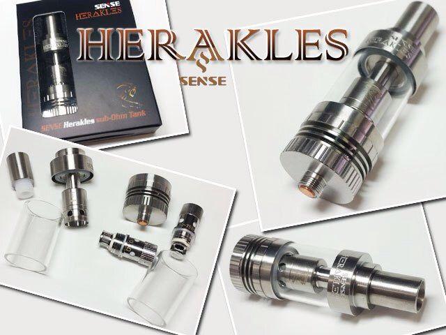 Heracles SENSE tank