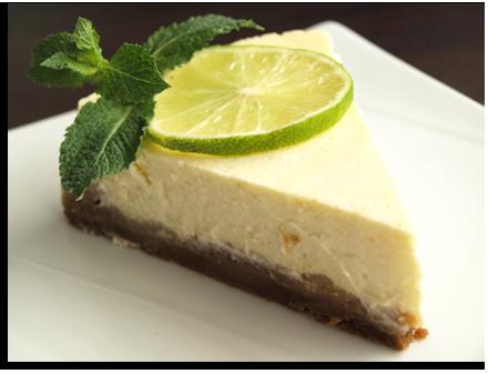 Cheesecake au citron vert et spéculos « Cookismo ...