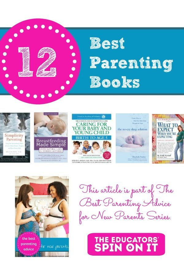The Best Parenting Books For Expecting Parents To Read Parenting