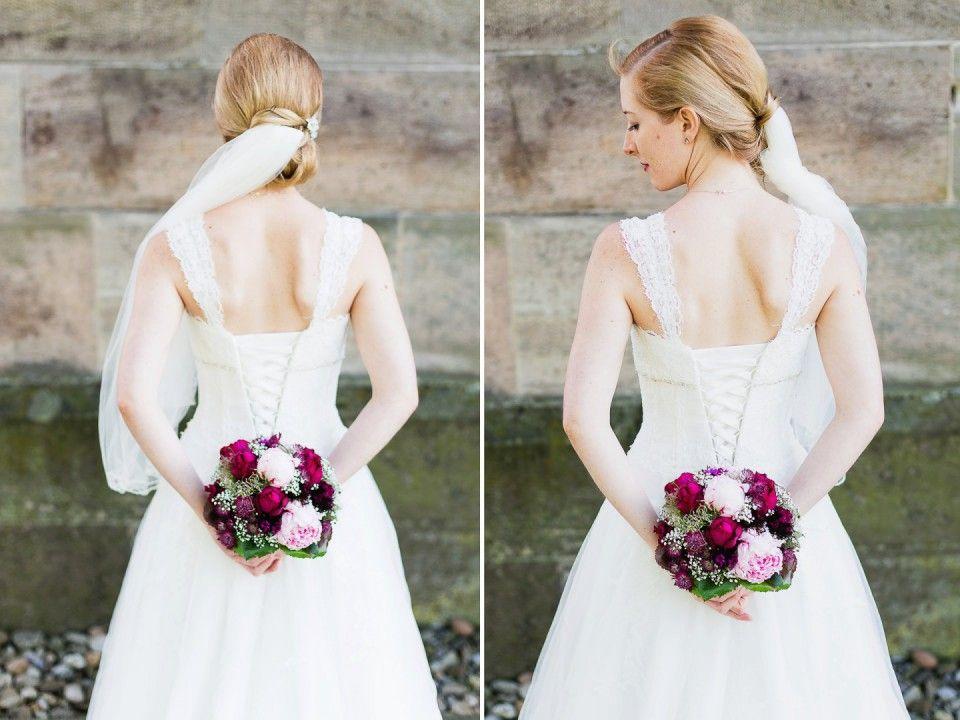 Julia Daniel Hochzeitsfotografie Blumenmadchen Kleid Heiraten