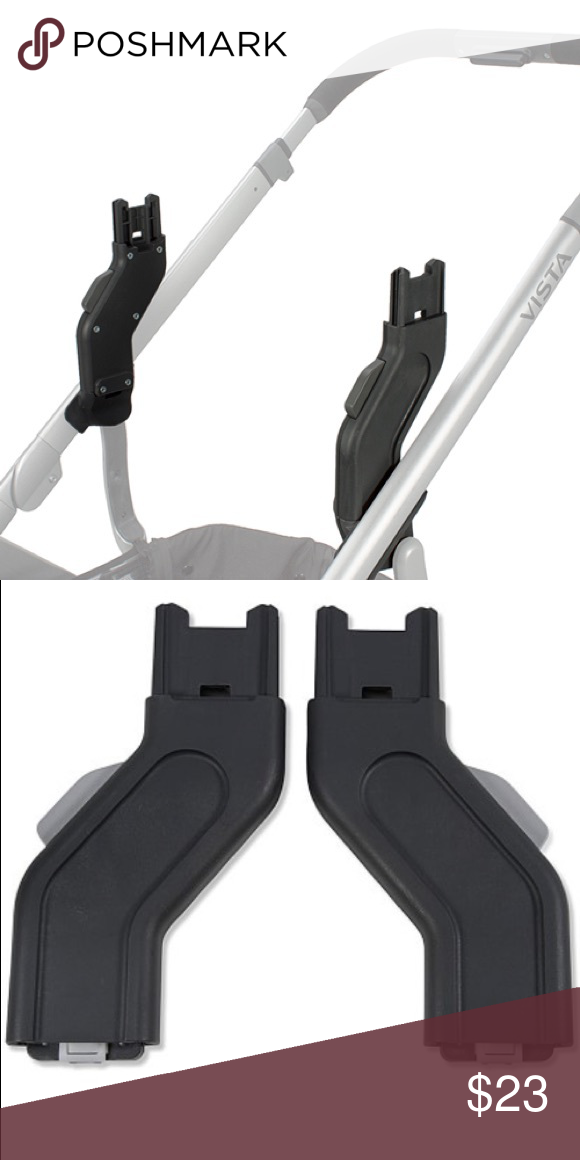 Uppababy VISTA upper adapter (2015 model and later in 2020