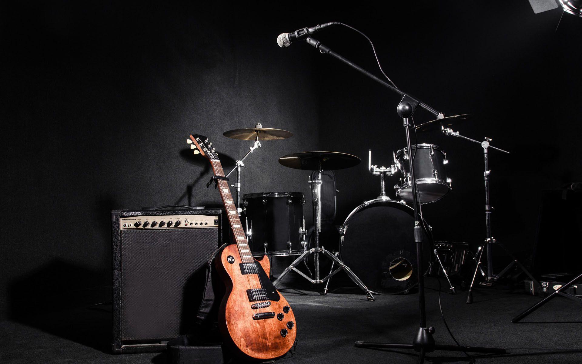 Guitar Wallpapers Hd Resolution