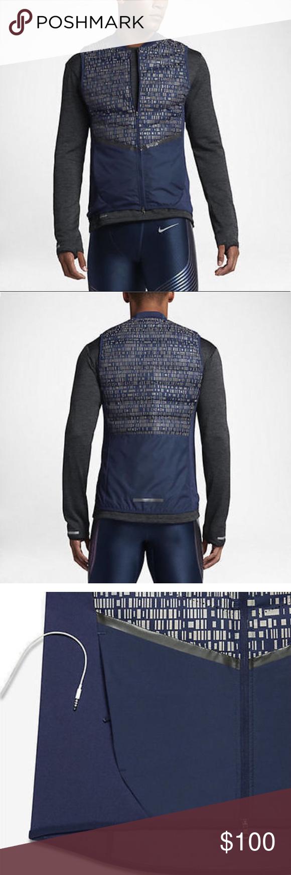 96d0c2faab0d Nike Men s Arroloft Flash Running Vest Only used once