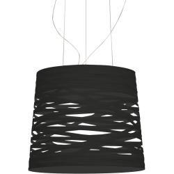 Foscarini Tress Grande Led Pendelleuchte, schwarz, nicht dimmbar FoscariniFoscarini