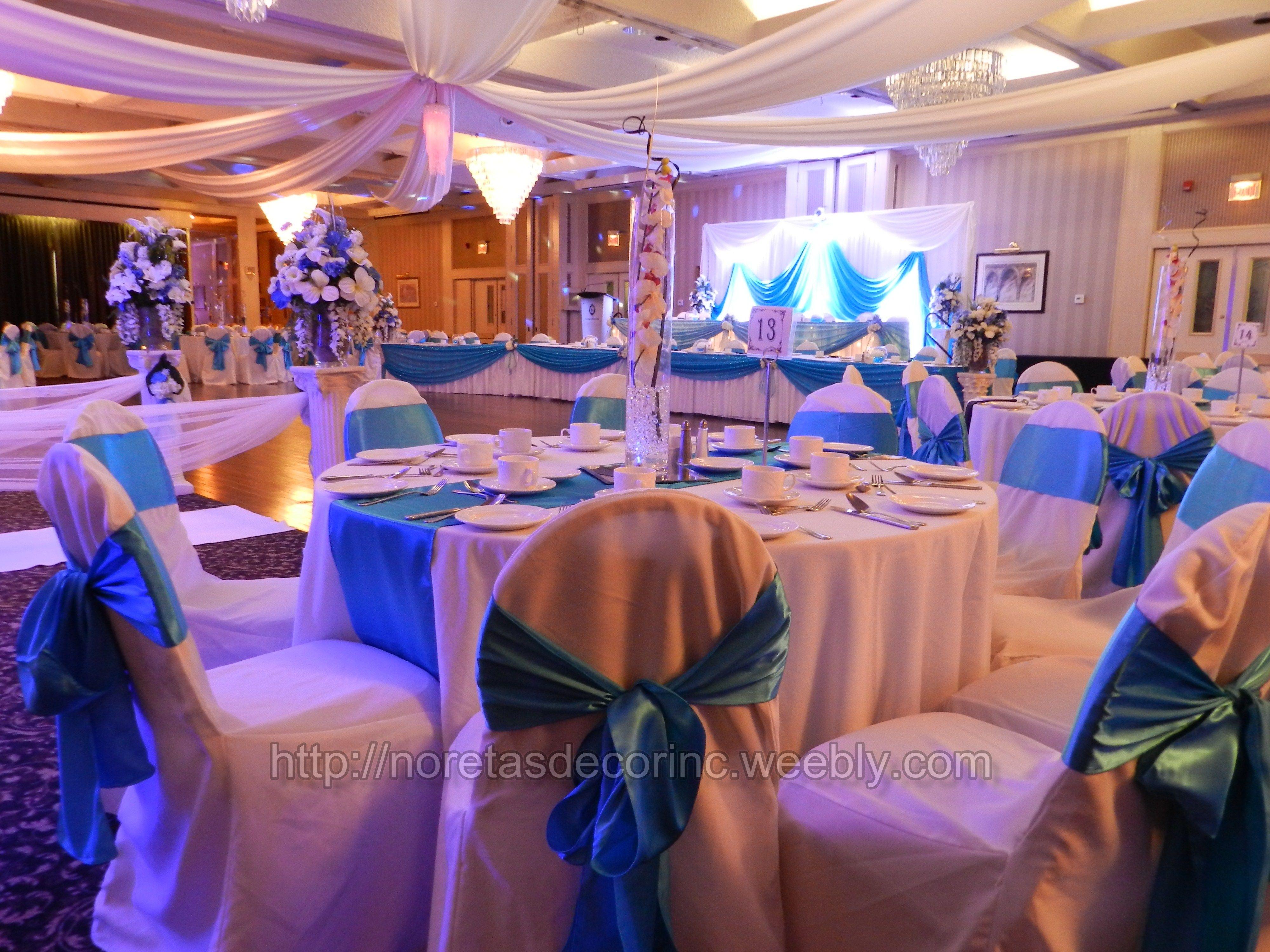 Banquet Hall Decoration Wedding Ideas Noretasdecorincweebly