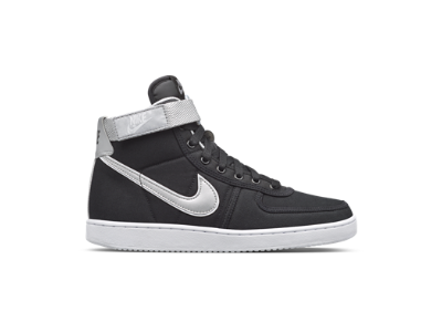 Nike Vandal High Supreme QS - Black - Metallic Summit White -  SneakerNews.com | Terminator movies, Supreme and Metallic