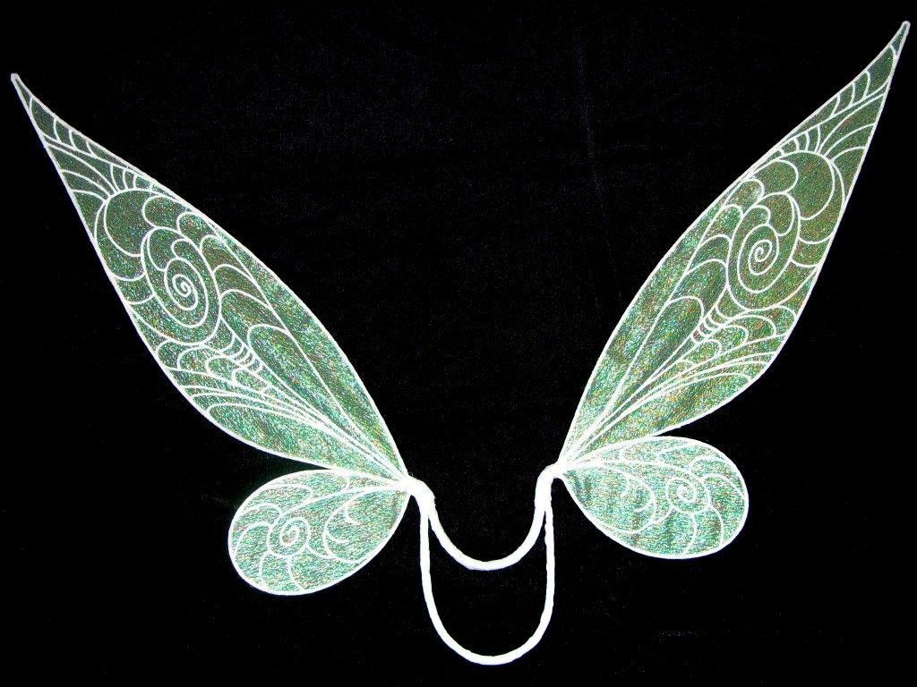Tinkerbell Wings At Night Fairyberry Blossoms Tinkerbell Wings Tinkerbell Fairy Wings
