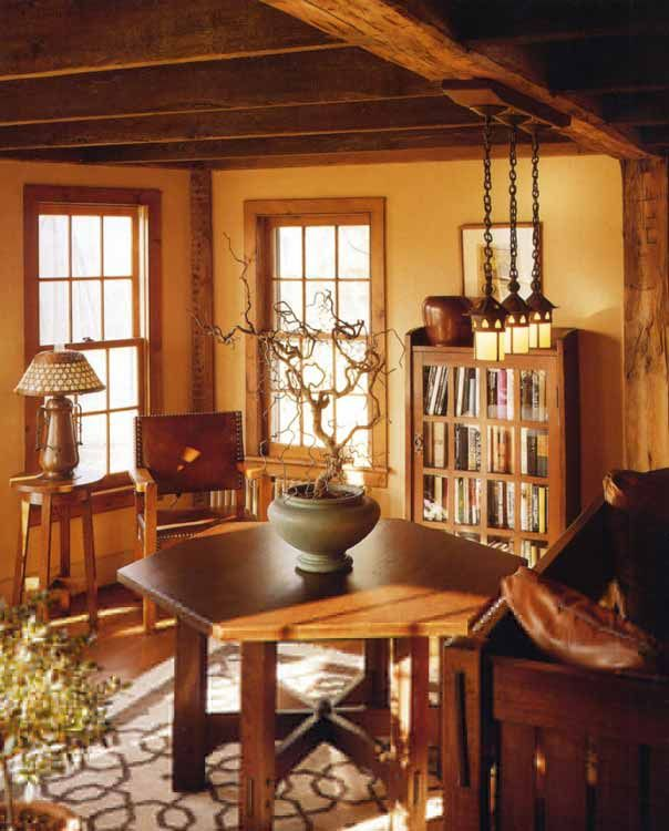 Arts And Crafts Living Rooms Google Search Craftsman Living