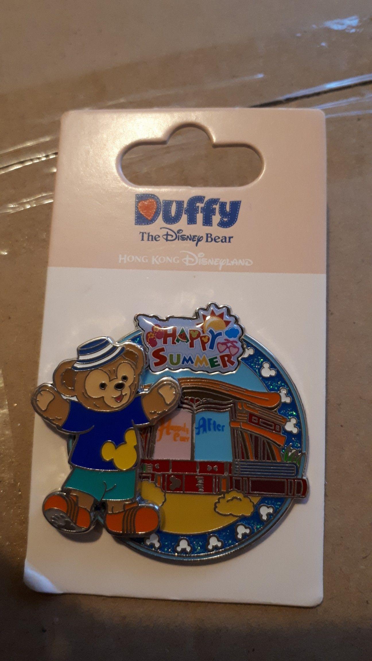Pin on Duffy The Disney Bear