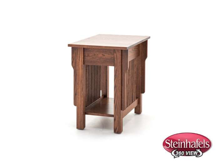 Steinhafels Mission Chairside Table Mission Decor Chair Side