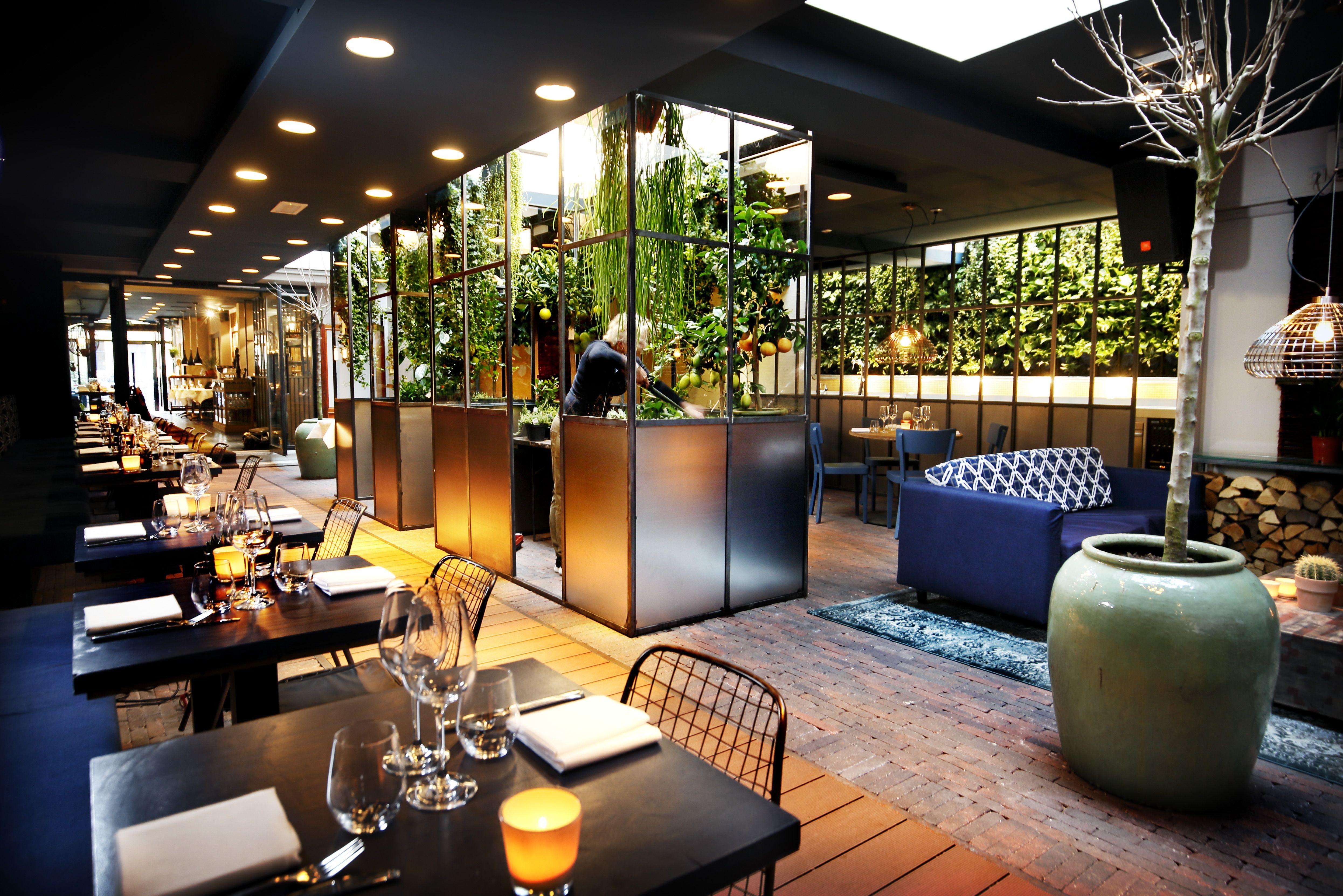 Fotoalbum le jardin utrecht entree magazine i 39 d eat for Le jardin bar