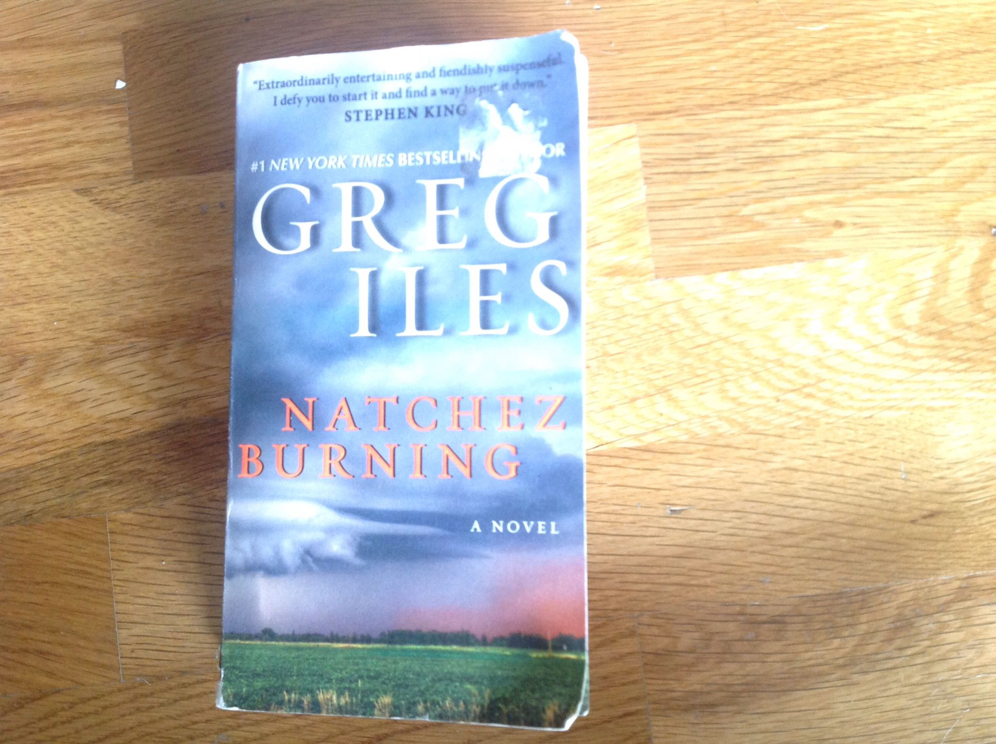 Goodwill purchase greg iles book 1 in trilogy natchez
