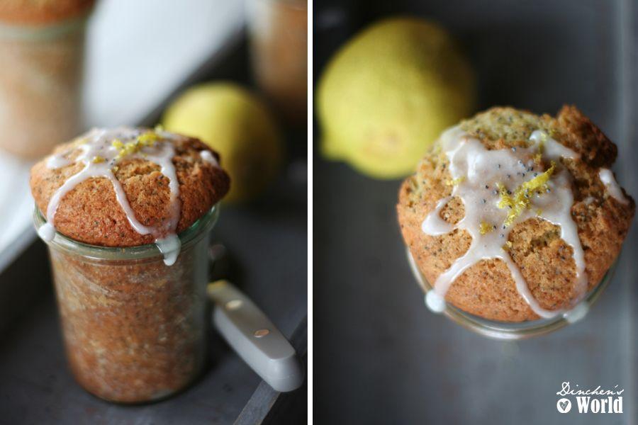 Dinchen´s World Rezept für Mohn-Zitronen-Kuchen dinchensworld.de