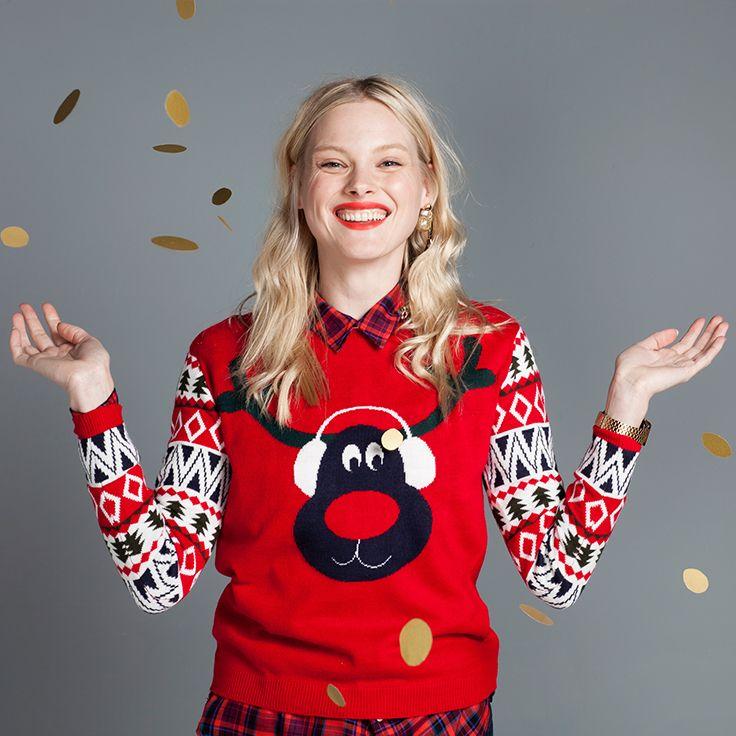 Foute Kersttrui Wehkamp.Ga Jij Voor De Foute Kersttrui Dit Jaar Wij Zijn Fan Xmas Jumper