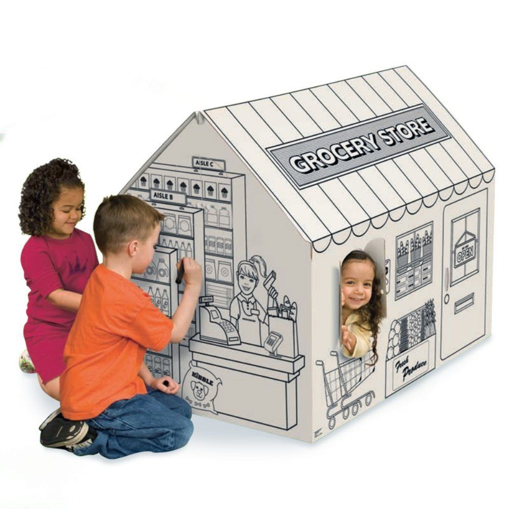fun kids indoor fort kits for cold winter days indoor playhouse