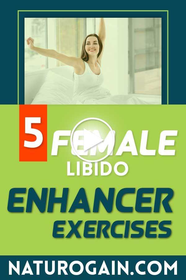 what can i take to increase my libido female