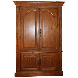 Beautiful French Country Style Ethan Allen Armoire Thatu0027s In Perfect  Condition! It Fits A 50