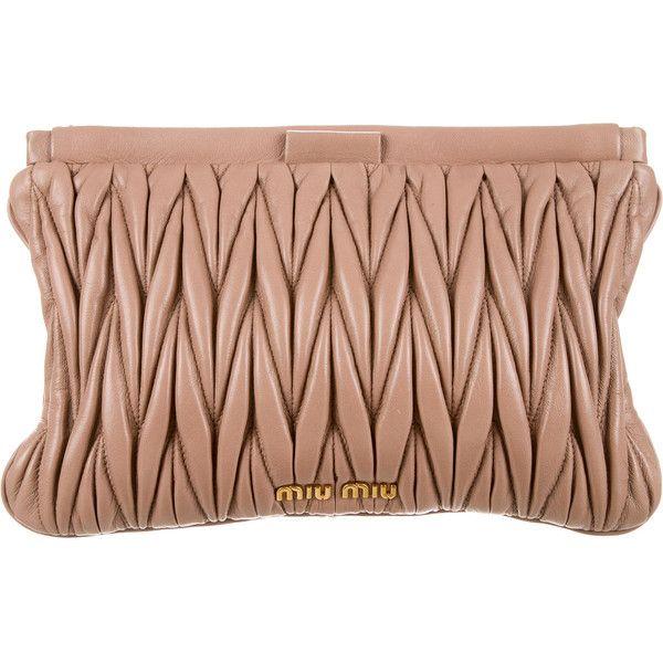 Miu Miu Pre-owned - Clutch bag 2XWoIwpHR