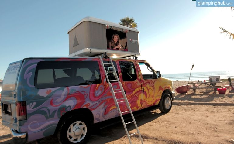 318652665066 RV Campervan Rentals San Francisco