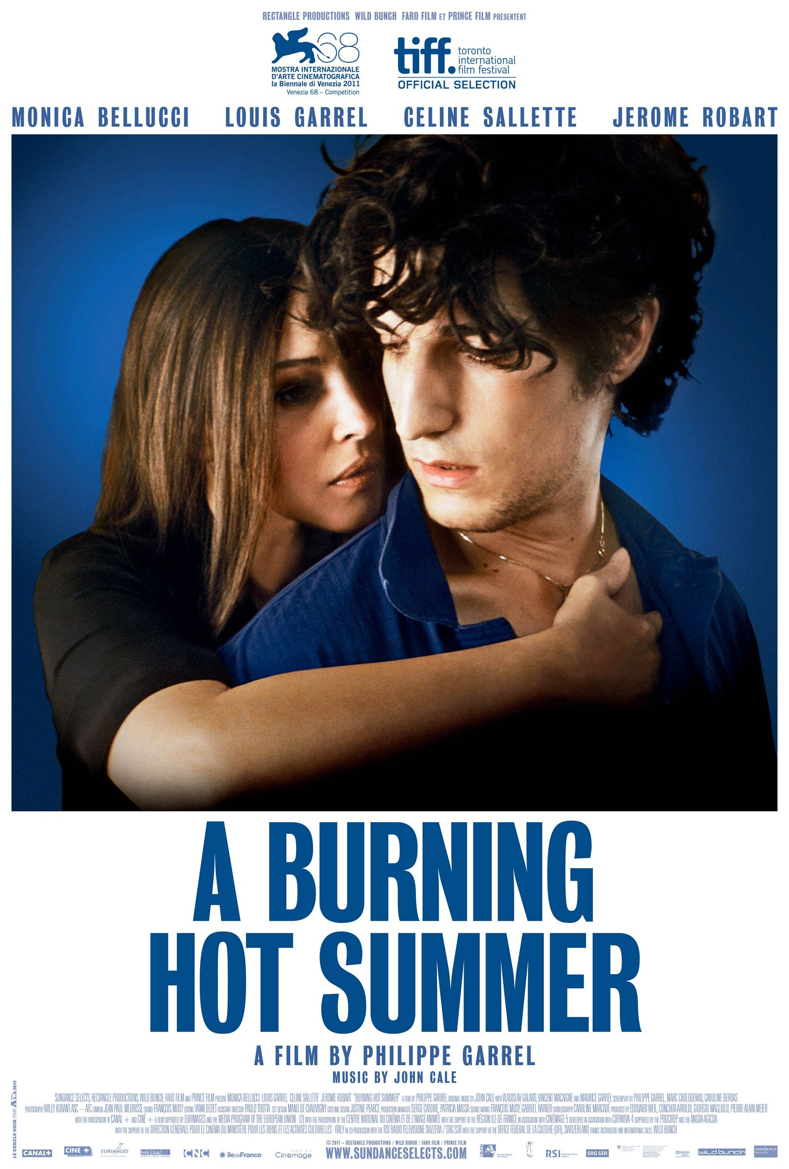 a burning hot summer - bellucci can't go wrong | movies | pinterest