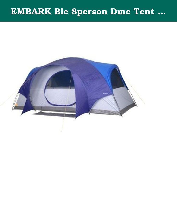 2 person dome tent embark