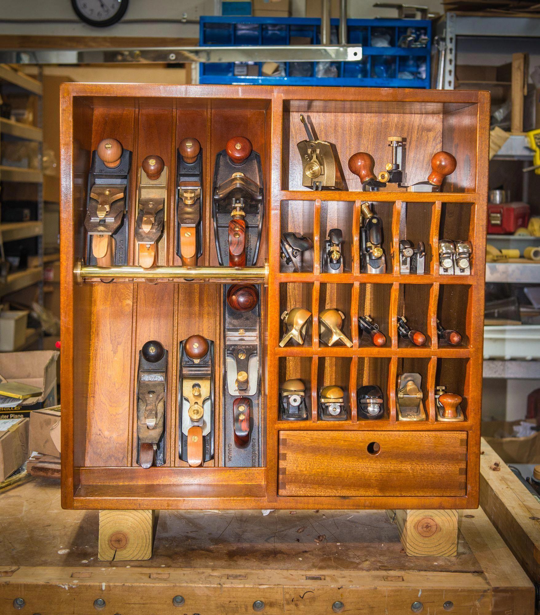 Woodworkingauctions Code 2209261696 Tool Storage In 2019